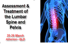 WORLD RENOWNED PHYSIOTHERAPIST TO PRESENT COURSE IN ATHERTON.